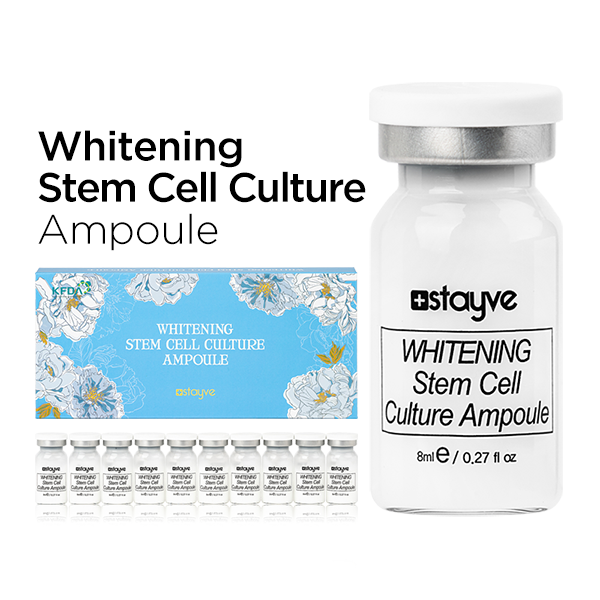 Stayve Whitening Stem Cell Culture Ampoule box