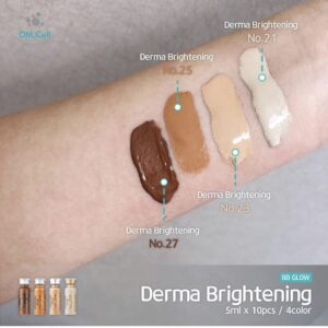 DM.cell BB Mesowhite №27 Deep Dark - BB glow treatment