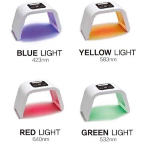 Omega LED Light