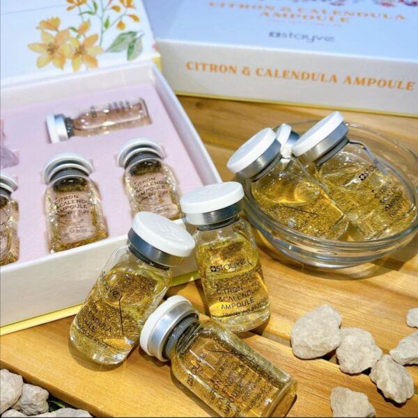 STAYVE Citron and Calendula Ampoule BOX